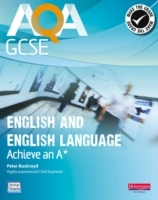 AQA GCSE English and English Language Student Book: Aim for an A* av Peter Buckroyd (Heftet)