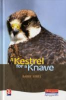 A Kestrel for a Knave av Barry Hines (Innbundet)