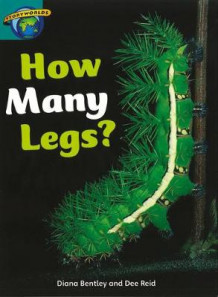 Fact World Stage 6: How Many Legs? (Heftet)