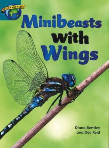 Fact World Stage 6: Minibeasts with Wings (Heftet)