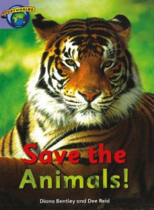 Fact World Stage 8: Save the Animals! (Heftet)