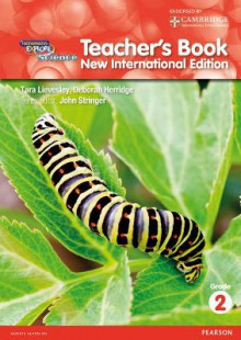 Heinemann Explore Science 2nd International Edition Teacher's Guide 2 av John Stringer og Deborah Herridge (Spiral)