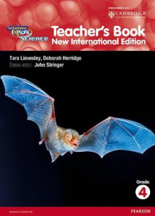 Heinemann Explore Science 2nd International Edition Teacher's Guide 4 av John Stringer og Deborah Herridge (Spiral)
