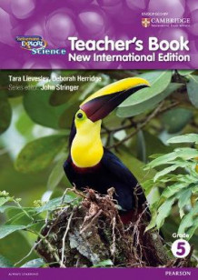 Heinemann Explore Science 2nd International Edition Teacher's Guide 5 av John Stringer og Deborah Herridge (Spiral)