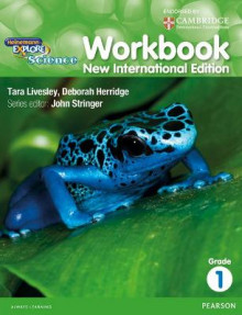 Heinemann Explore Science Workbook 1 av John Stringer og Deborah Herridge (Heftet)