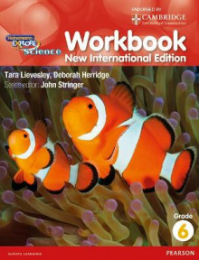 Heinemann Explore Science Workbook 6 av John Stringer og Deborah Herridge (Heftet)