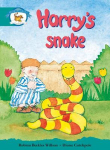 Literacy Edition Storyworlds Stage 6, Animal World, Harry's Snake av Robina Beckles Willson (Heftet)