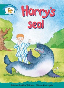 Literacy Edition Storyworlds Stage 6, Animal World, Harry's Seal av Robina Beckles Willson (Heftet)