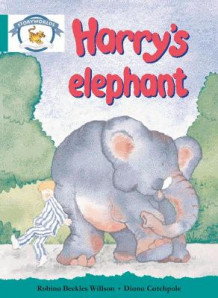 Animal World, Harry's Elephant: Stage 6 av Robina Beckles Willson (Heftet)