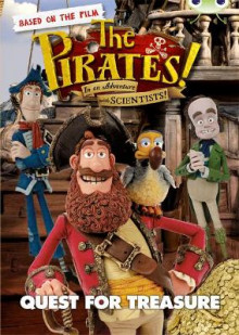 The Pirates in an Adventure with Scientists: Quest for Treasure: Brown A/3C av Helen Parker (Heftet)