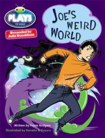 Joe's Weird World: Plays Blue (KS2)/4b-4a av Frank Rodgers (Blandet mediaprodukt)