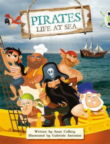 A Pirate's Life: Non-Fiction Purple B/2c av Sean Callery (Blandet mediaprodukt)