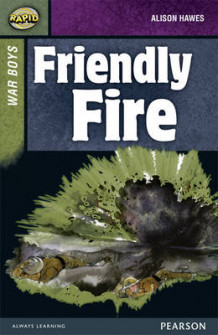 Friendly Fire: Rapid Stage 8: War Boys Set B av Alison Hawes og Celia Warren (Samlepakke)