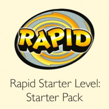 Rapid Starter Level: Starter Pack av Diana Bentley og Dee Reid (Heftet)