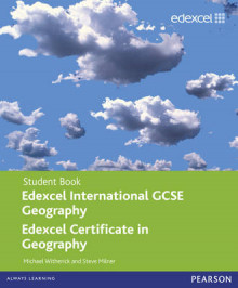 Edexcel International GCSE/certificate Geography Student Book and Revision Guide Pack av Steve Milner, Mike Witherick og Rob Bircher (Blandet mediaprodukt)