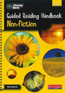 Literacy World Stage 1: Non-Fiction Guided Reading Handbook Framework Edition av Gill Howell (Spiral)