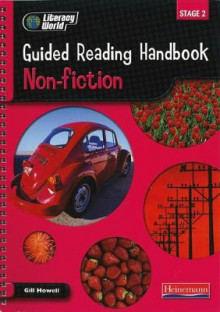 Literacy World Stage 2: Non-FictionGuided Reading Handbook Framework Edition av Gill Howell (Spiral)