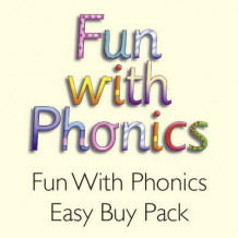 Fun with Phonics Easy Buy Pack av Julie Ardrey, Christy Kirkpatrick, Christy Grigg, Paul Grigg, Susan Ross, Hannah Beatson, Marc Bishara og Trudy Wainwright (Heftet)