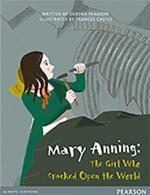 Bug Club Comprehension Y4 Mary Anning: The Girl Who Cracked Open the World av Debora Pearson (Heftet)