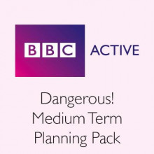 Dangerous! Medium Term Planning Pack av Lesley De Meza, Stephen De Silva, John Stringer, Paula Richardson, Tony Richardson og Roy Richardson (Blandet mediaprodukt)