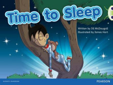Bug Club NF Blue C (KS1) Time to Sleep av Jill McDougall (Heftet)