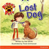 Bug Club Guided Fiction Year 1 Yellow A Pippa's Pets: Lost Dog av Dee White (Heftet)