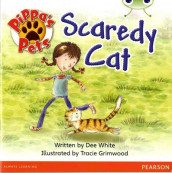 Bug Club Guided Fiction Year 1 Yellow B Pippa's Pets: Scaredy Cats av Dee White (Heftet)