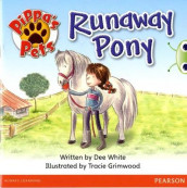 Bug Club Guided Fiction Year 1 Yellow B Pippa's Pets: Runaway Pony av Dee White (Heftet)