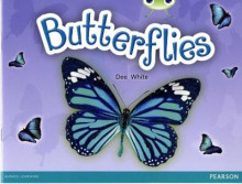Bug Club Yellow A Butterflies av Dee White (Blandet mediaprodukt)