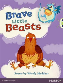 Bug Club Blue (KS1) Brave Little Beasts 6-pack av Wendy Meddour (Blandet mediaprodukt)