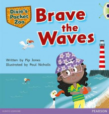 Bug Club Green A Dixie Pocket Zoo: Brave the Waves av Pip Jones (Blandet mediaprodukt)