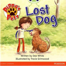 Bug Club Yellow A Pippa's Pets: Lost Dog 6-pack av Dee White (Blandet mediaprodukt)