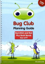 Omslag - Bug Club Year 6 Planning Guide 2016