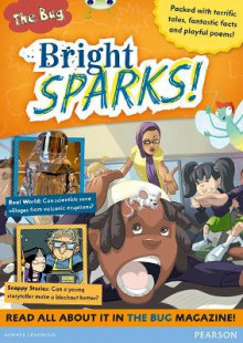 Bug Club Comprehension Y3 Bright Sparks av Trish Cooke, Paul Bright, Christine Taylor-Butler, Libby Martinez, Cary Fagan og Bill Nagelkerke (Heftet)