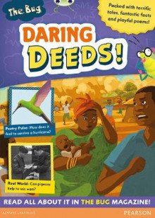 Bug Club Comprehension Y4 Daring Deeds av Trish Cooke, Debora Pearson, Ellie Irving, Narinder Dhami og Paul Mason (Heftet)
