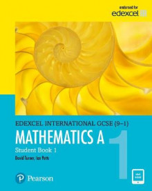 Edexcel International GCSE (9-1) Mathematics A: Student Book av D. A. Turner og I. A. Potts (Blandet mediaprodukt)