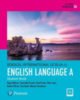 Omslag - Edexcel International GCSE (9-1) English Language A: Student Book