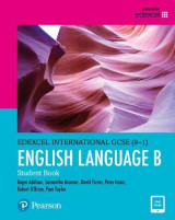 Omslag - Edexcel International GCSE (9-1) English Language B Student Book: Print and eBook Bundle