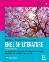 Omslag - Edexcel International GCSE (9-1) English Literature: Student Book