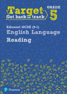 Target Grade 5 Reading Edexcel GCSE (9-1) English Language Workbook av David Grant (Heftet)