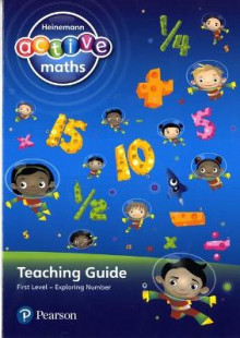 Heinemann Active Maths First Level Exploring Number Teaching Guide av Lynda Keith og Lynne McClure (Heftet)