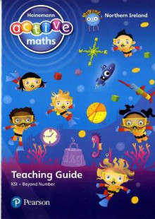Heinemann Active Maths Northern Ireland - Key Stage 1 - Beyond Number - Teaching Guide av Lynda Keith, Amy Sinclair og Fran Mosley (Heftet)