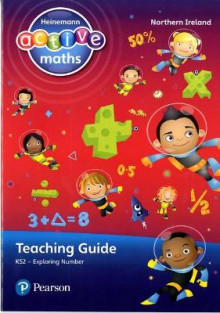 Heinemann Active Maths Northern Ireland - Key Stage 2 - Exploring Number - Teaching Guide av Lynda Keith, Lynne McClure, Amy Sinclair og Peter Gorrie (Heftet)