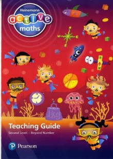 Heinemann Active Maths Second Level Beyond Number Teaching Guide av Lynda Keith, Amy Sinclair og Fran Mosley (Heftet)