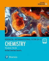 Omslag - Edexcel International GCSE (9-1) Chemistry Student Book: print and ebook bundle