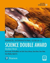Omslag - Edexcel International GCSE (9-1) Science Double Award Student Book: print and ebook bundle