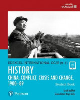Omslag - Edexcel International GCSE (9-1) History Conflict, Crisis and Change: China, 1900-1989 Student Book
