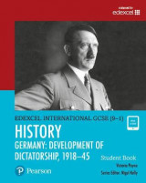 Omslag - Edexcel International GCSE (9-1) History Development of Dictatorship: Germany 1918-45 Student Book