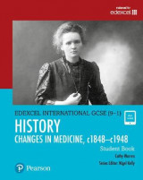 Omslag - Edexcel International GCSE (9-1) History Changes in Medicine, c1848-c1948 Student Book