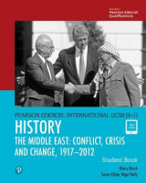 Omslag - Edexcel International GCSE (9-1) History Conflict, Crisis and Change: The Middle East, 1919-2012 Student Book